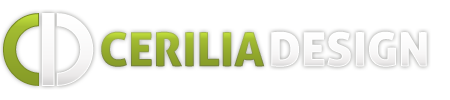 Cerilia Web and Graphic Design